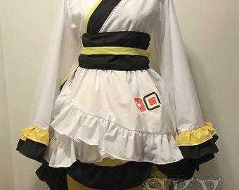 Mercy Kimono Dress