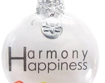 Chakra Harmony Happiness Lotus Blossom Holiday Everyday Zen Reiki Yoga Meditation Ornament