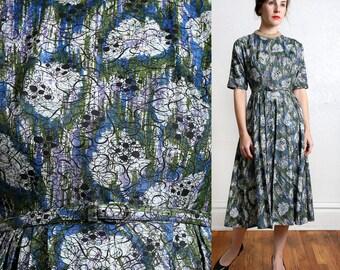 SALE Taffeta & Pearls Dress