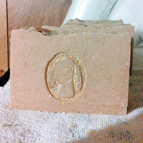 Dragon Goat Goats Milk Soap with Dragons Blood Resin, Juniper and Black Pepper Essential Oil