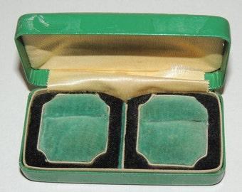 1918 Double Wedding Ring Box