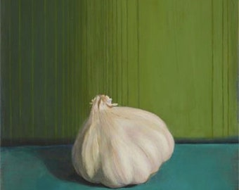 Bulb - Giclée Print of original Acrylic Painting by Spring Hofeldt, 20% DONATION to NRDC on all sales before Dec 20th!