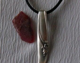 Antique Spoon Necklace