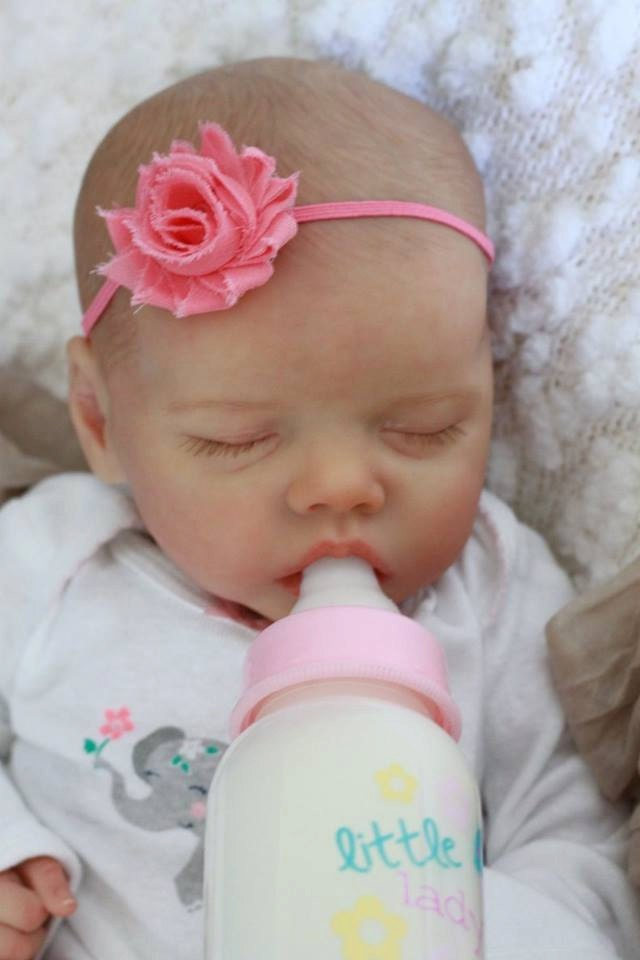 CUSTOM Reborn Baby Newborn Doll TWIN A by Bonnie