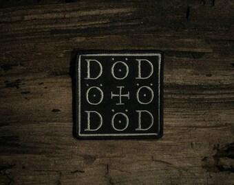 DÖD patch (death)