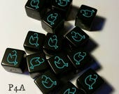 Nerdfighter Dice / Set of...