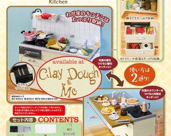 Re-ment Miniatures Kitchen/Kitchen Re-ment Miniatures/Re-ment Kitchen/Kitchen Re-ment/Kitchen Miniature/Miniature Kitchen