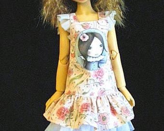 The Girls of Summer Collection - Design II - A 3 Piece Outfit for 45 cm Kaye Wiggs & similar sized dolls