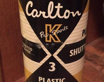 Unused Carlton Plastic Shuttlecocks