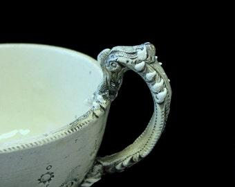 Industrial Wedding Cake Soup Mug
