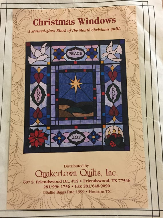 Items similar to Quakertown Quilts