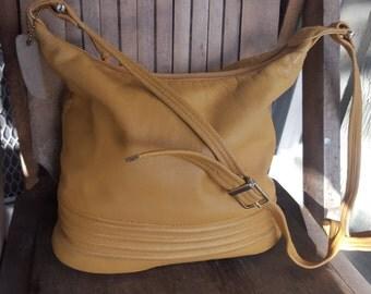 SUNNY   ///   Leather Bucket Bag