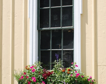 Cottage Window - Fine Art Photography Print