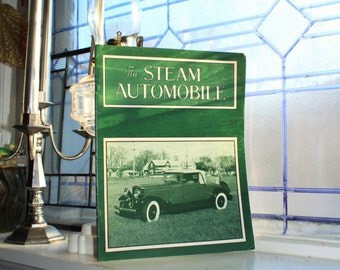 The Steam Automobile Magazine Vintage 1983