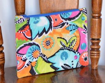 Zipper Pouch Pencil Pouch Zipper Wallet Zipper Bag Toiletry Bag Makeup Bag Cosmetic Bag Coin Purse Pencil Holder Makeup Pouch Pencil Case