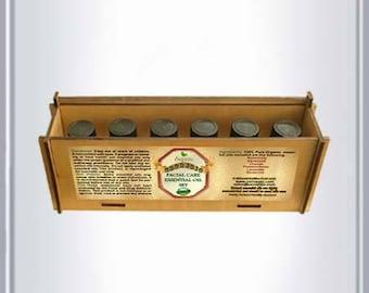10 ml Facial Care Essential Oils Box Set
