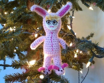 Ralphie Inspired Crochet PATTERN