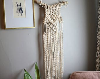 Boheiman Macrame Wall Hanging/Tapestry/Fiber Art/Modern Macrame