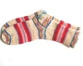 Knitted socks for women, knit socks, wool socks women