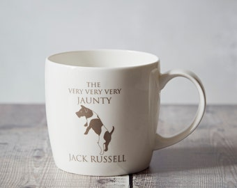 Jack Russell Mug - Jack Russell - Jack Russell Gift - Jack Russell Design - JRT - Jack Russell Cup - Jack Russell Terrier - Dog Lover Gifts