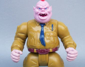 Vintage 1991 Captain Planet Hoggish Greedly Figure C85