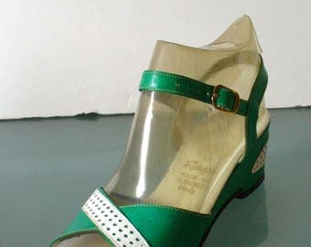 Amalfi Made in Italy Ankle Strap Shoes Size 5.5M
