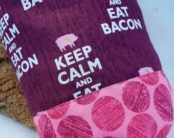 Bacon Plastic Bag Dispenser, Pig Shopping Bag Holder, Grocery Bag Holder