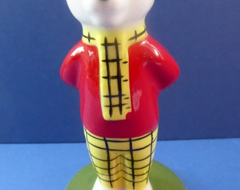 Wade Rupert Bear No 2 with certificate. Camtrak Limited Edition