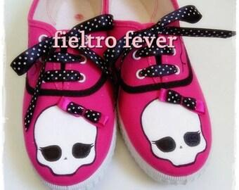 Monster High shoes, Monster High, Monster High shoes