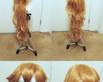 Wig: Princess Peach (Mario)