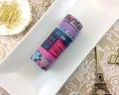 Last Chance - Spread Your Wings Washi Sample // Blue & Pink Butterfly