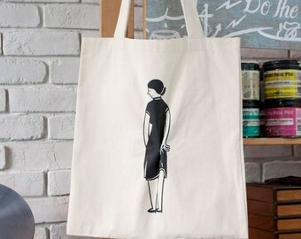 Perpetual Wedgie Tote Bag