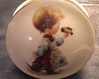 Trinket Dish, Keepsake Dish by Enesco