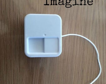 Musical mechanism 'Imagine' /boite to music