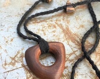 Cedar Pendant