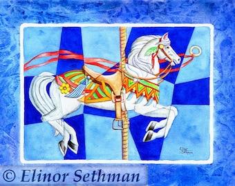 Carousel Horse #1
