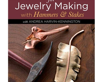 DVD - Shell Forming for Jewelry Making with Hammers & Stakes (VT3052)