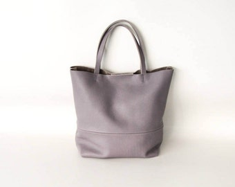 leather tote leather bag