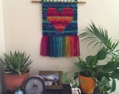 Love For All Wall Hanging Crochet Pattern, PDF Instant Download, Non-Profit Shop, Wall Art, Cushion, Pillow