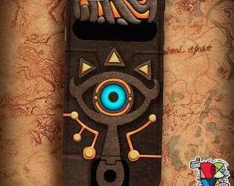 Sheikah Slate Phone Case | Legend of Zelda Phone Case | Breath of the Wild Phone Case | Gamer | iPhone Case | iPhone and Galaxy Cases