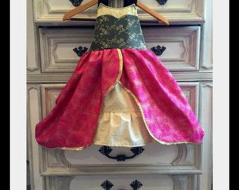 Livi Lego Inspired Dress, Livi Dress, Livi Costume, Lego Inspired Costume