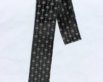 Skinny 1960s Vintage Men's Tie