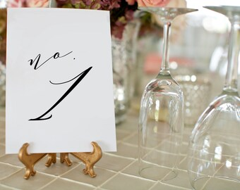 1-50 Table Numbers for Wedding, Printable Wedding Table Number Cards, Rustic Wedding Table Numbers, Wedding Table Decor, 5x7 Table Numbers
