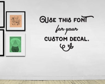 customizable decal, inspirational quote, personalized quote, family wall decal, custom wall quote, custom quote decal, custom wall decor