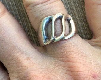 Openwork Mexican Ring - 16
