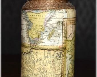 Mason Jar Soy Candle - Eucalyptus