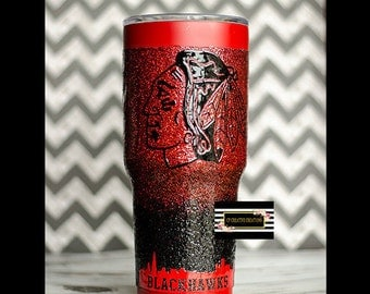 Chicago Blackhawks Tumbler 30oz