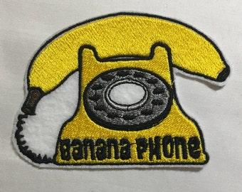 Banana Phone Patch