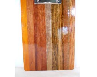 Wooden Clipboard (#217)