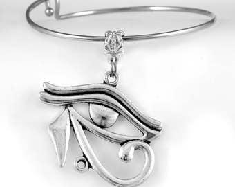 Eye of Osiris  Bracelet Egyptian Bracelet Eye of Osiris Gift Protector Symbol Egyptian Religious Bracelet  Fashion Jewelry